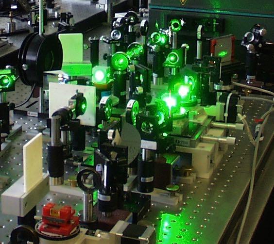 We deliver laser test setups as a service